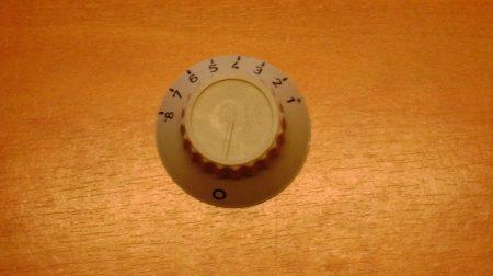 Vesta gáztűzhely sütő gomb