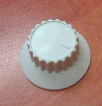 Vesta gáztűzhely gomb