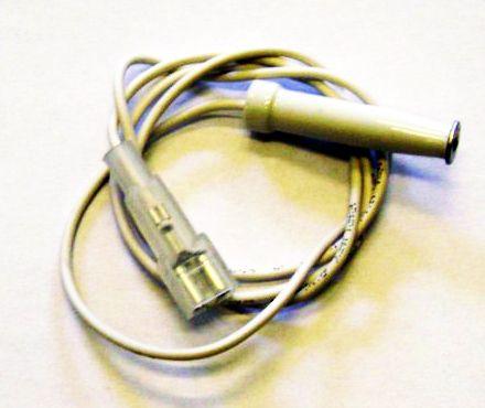 gyújtóelektróda vezetékkel